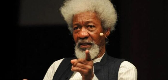 Contained in this picture Igbo professor Soyinka-SurgeZirc Nigeria