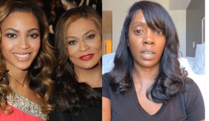 Tiwa Savage Hits Back At Beyonce's Mom After Criticizing Her Call For Help-SurgeZirc Nigeria