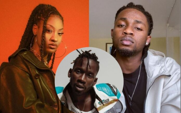 Mr. Eazi Announces Release Of Omah Lay And Tems From Ugandan Police Cells-SurgeZirc Ng