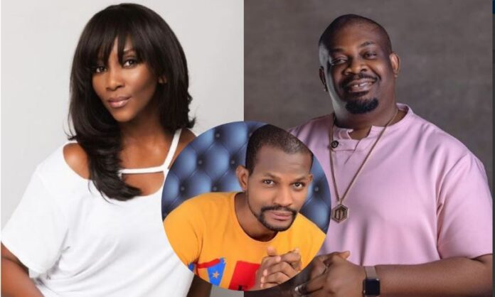 "Uche Maduagwu: ""If Not For Genevieve, Don Jazzy Would've Been Selling Okrika Pant And Bra"