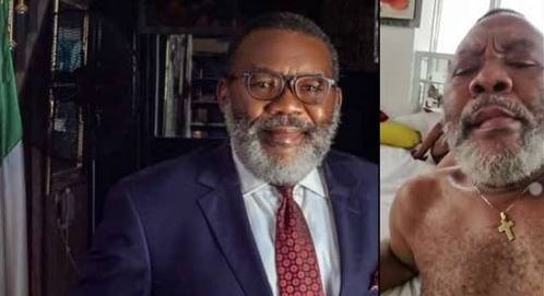 President Buhari's Appointee, Willy Amadi Entangled In Sex Scandal Tape-SurgeZirc Ng