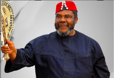 Happy Birthday!!! Pete Edochie Celebrates Clocking 74-SurgeZirc Ng