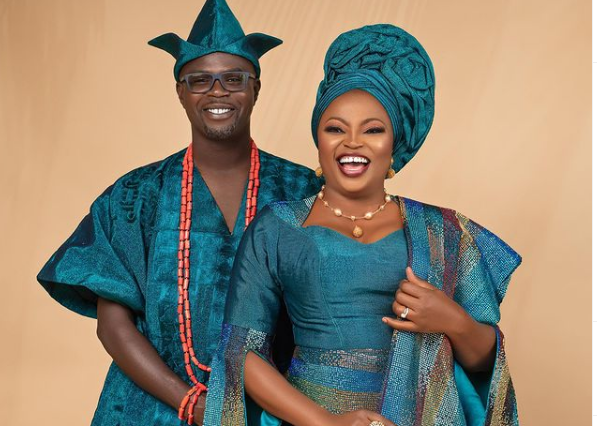 Funke Akindele Bello Celebrates Her Husband As He Buys Brand New Prado SUV-SurgeZirc SA-
