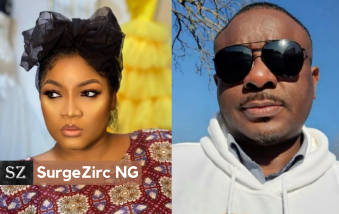 Actress Omotola Jalade Gushes Over Emeka Ike As They Spend A Day Together