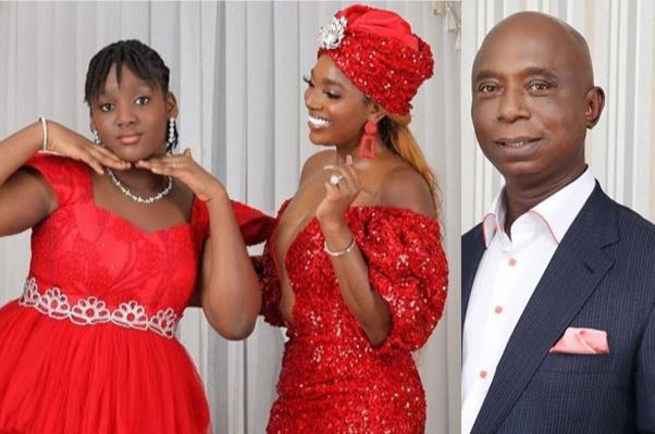 Annie Idibia Slams Follower Who Advised Ned's Eyes Shouldn't See Her Daughter, Isabella - SurgeZirc NG
