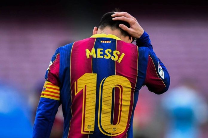 Lionel Messi Contract: Barcelona star is a free agent