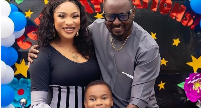 Tonto Dike Reacts To Leaked Call Of Her Begging To Reconcile With Ex-boyfriend Prince Kpokogri-SurgeZirc Nigeria